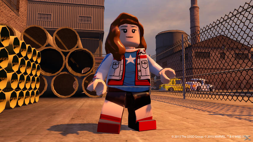 LEGO Marvel Avengers - PlayStation 3