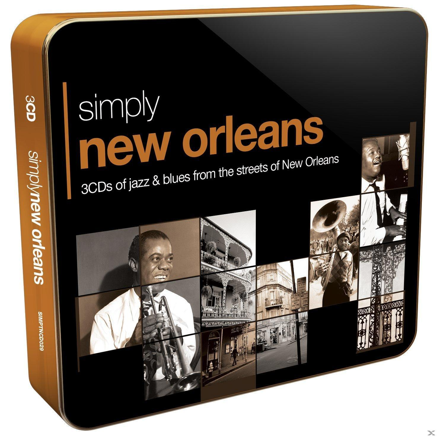 SIMPLY NEW ORLEANS (3CD)