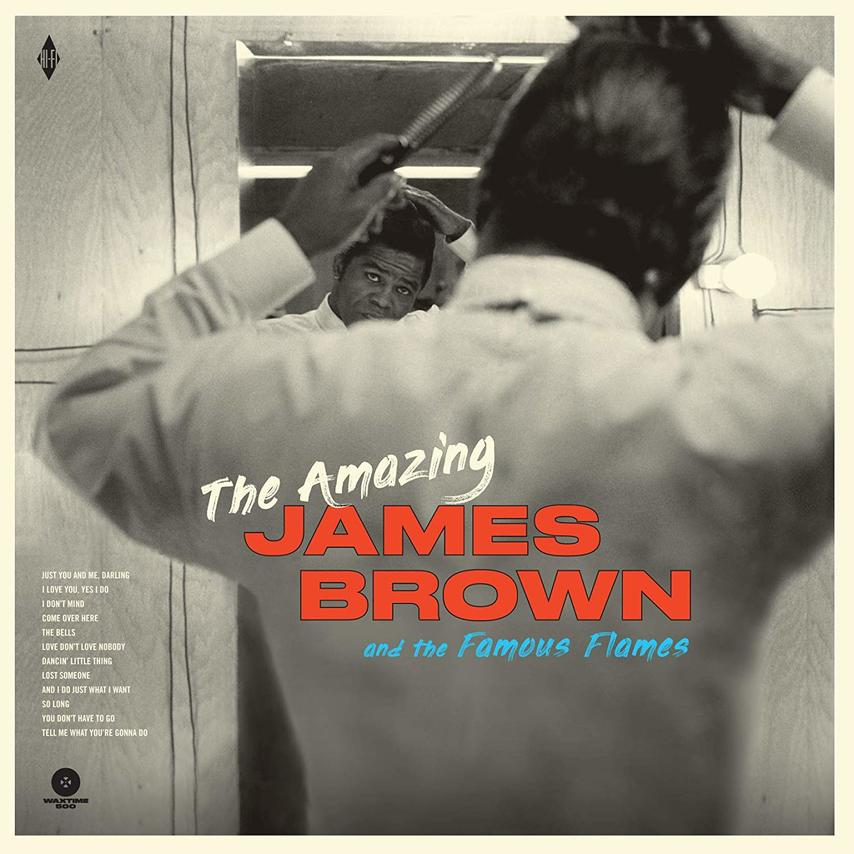 AMAZING JAMES BROWN (HQ-LP)