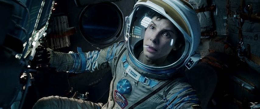Gravity 3D + 2D Blu-ray
