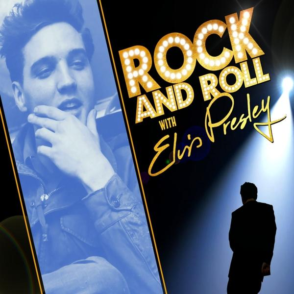 ROCK AND ROLL WITH ELVIS PRESLEY (LP)