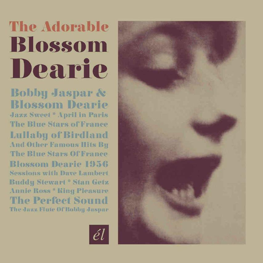 ADORABLE BLOSSOM DEARIE (3CD)