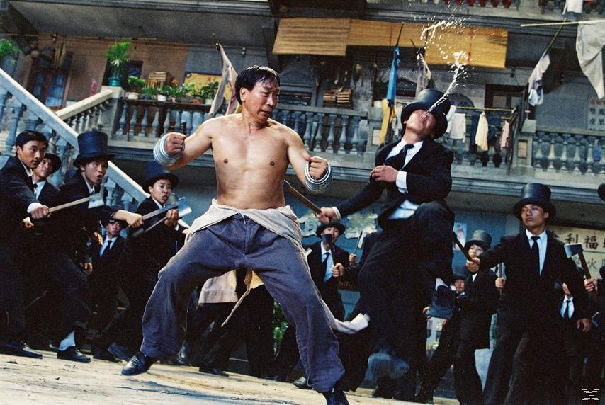 Kung Fu Hustle / Karate Kid - Best Of Hollywood - (Blu-ray)