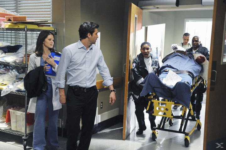 Grey's Anatomy - Seizoen 6 - DVD