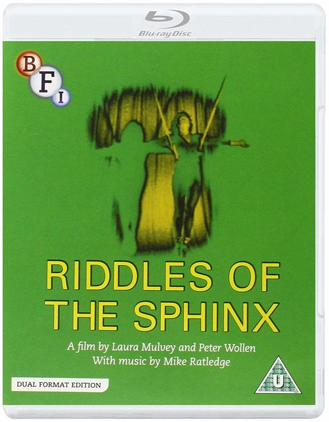 RIDDLES OF THE SPHINX (BLU RAY+DVD)