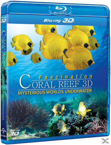 Fascination Coral Reef 3D - Mysterious Worlds Under Water