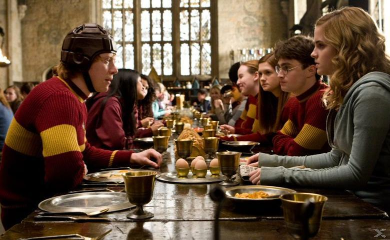 Harry Potter 6: En de Halfbloed Prins Blu-ray