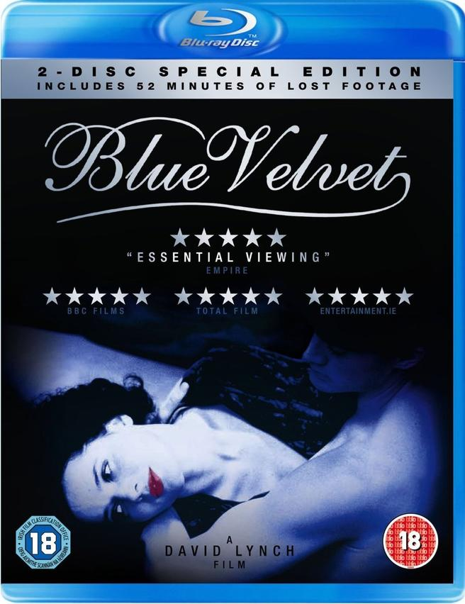 BLUE VELVET (BLURAY)