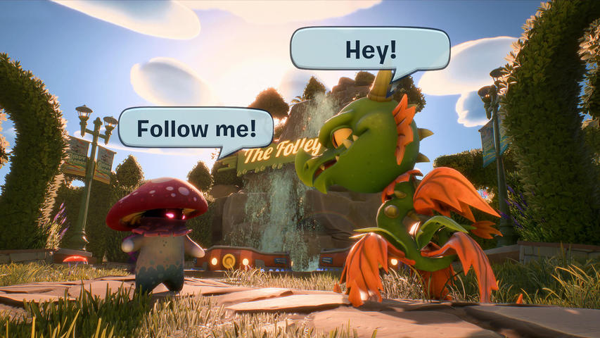 Plants vs. Zombies: Schlacht um Neighborville - PlayStation 4