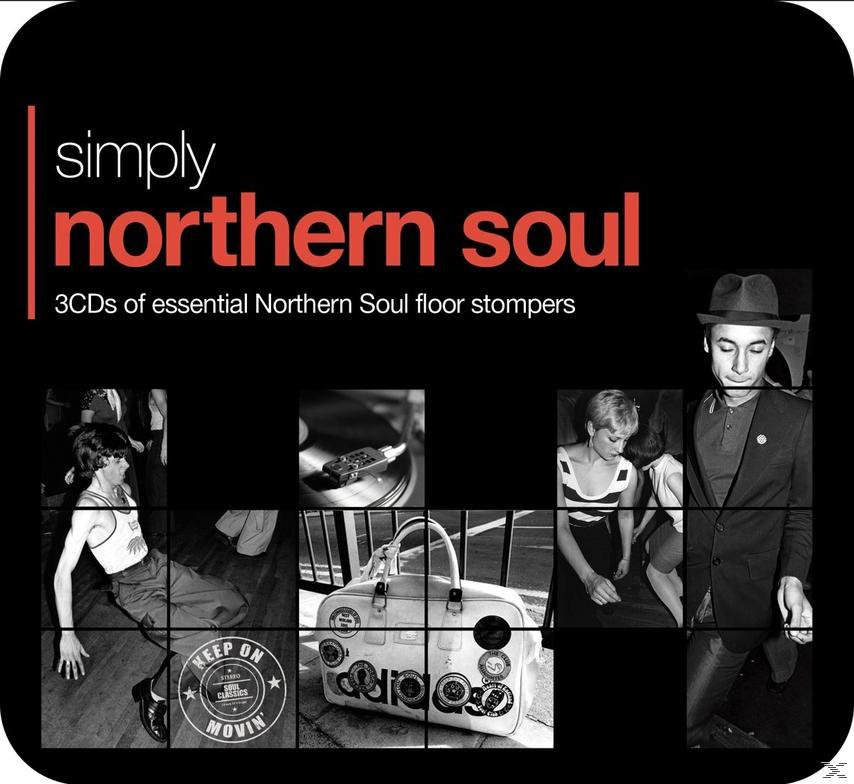 SIMPLY NORTHERN SOUL (3CD)