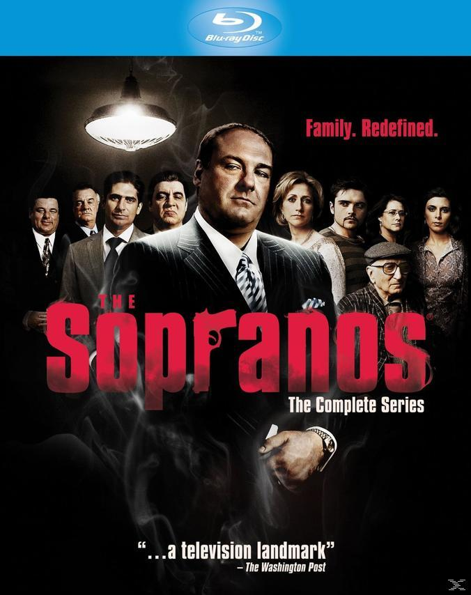SOPRANOS COMPLETE COLLECTION