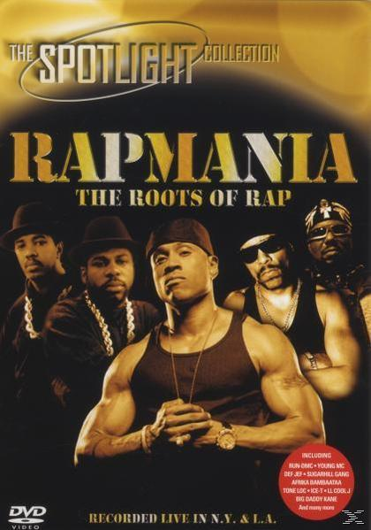The Roots Of Rap-Live In N.Y.