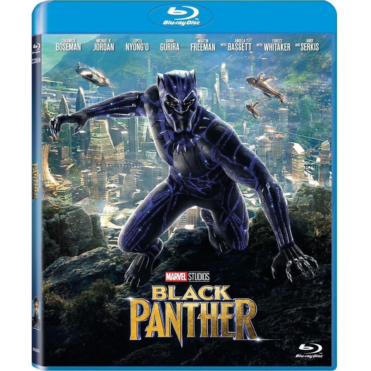 BLACK PANTHER (BLURAY)