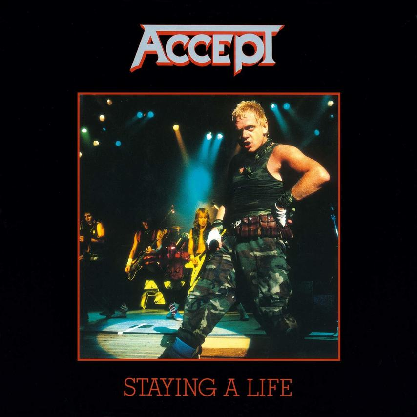 STAYING A LIFE (2LP)