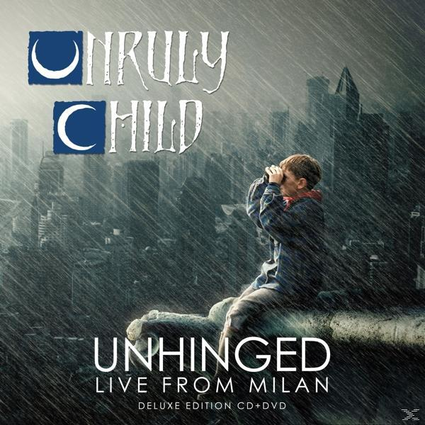 UNRULY LIVE AND UNHINGED (CD+DVD)
