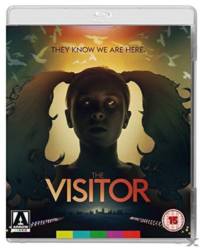 VISITOR, THE (BL+DVD)