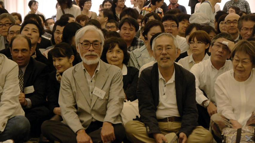 The Kingdom Of Dreams And Madness - (Blu-ray)