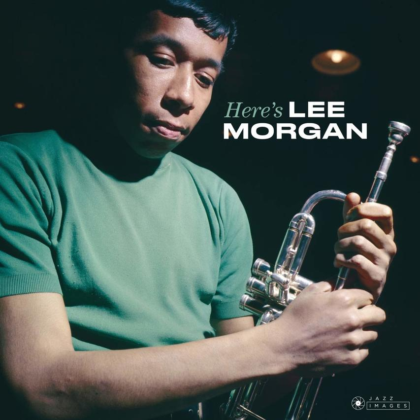 HERES LEE MORGAN (LP)