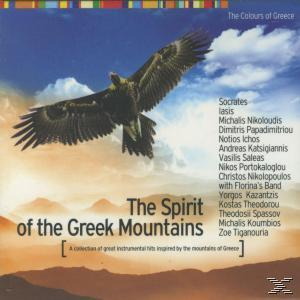 The Spirit Of The Greek Mountains