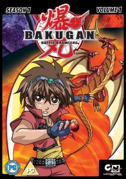 Bakugan - Season 1 Volume 1