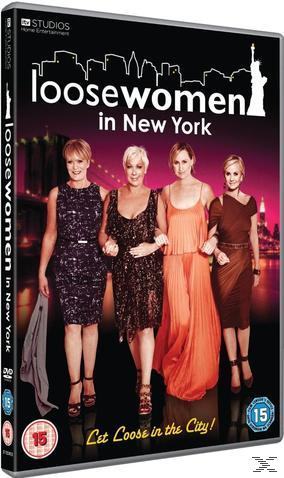 Loose Women In New York - Let Loose In The City!