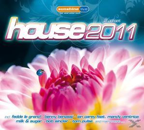 House 2011 [Doppel-Cd]
