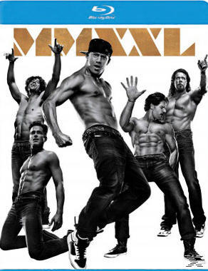 MAGIC MIKE XXL[BLU RAY]