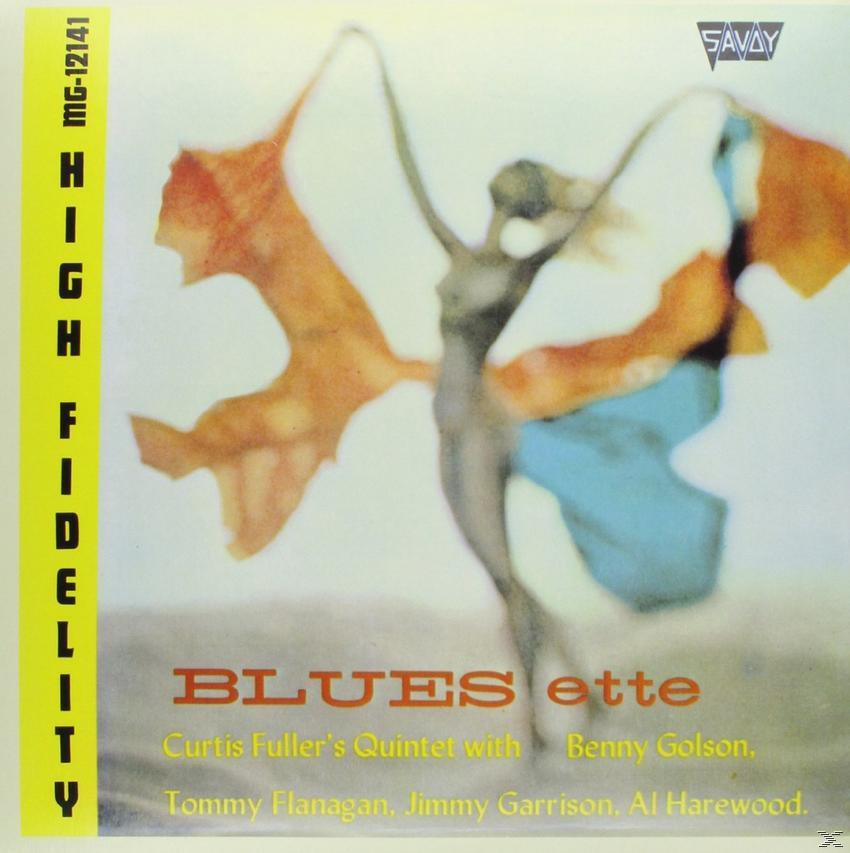 BLUES-ETTE (LP)