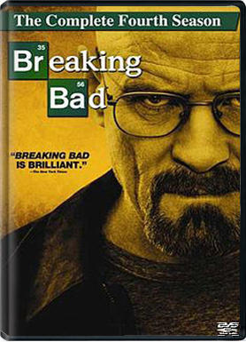 Breaking Bad - Season 4 DVD-Box