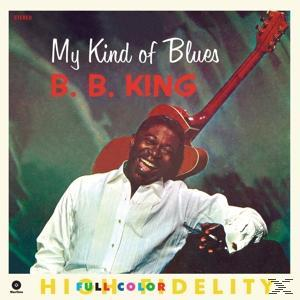 MY KIND OF BLUES (LP)
