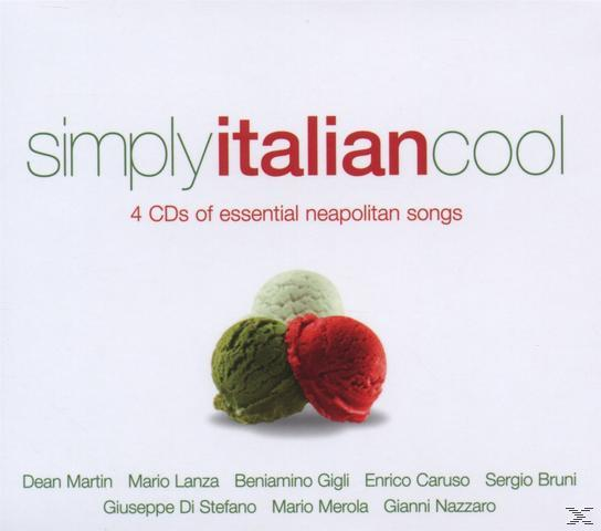 SIMPLY ITALIAN COOL (4CD)