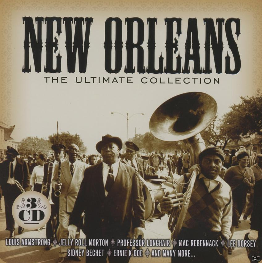 NEW ORLEANS (3CD)
