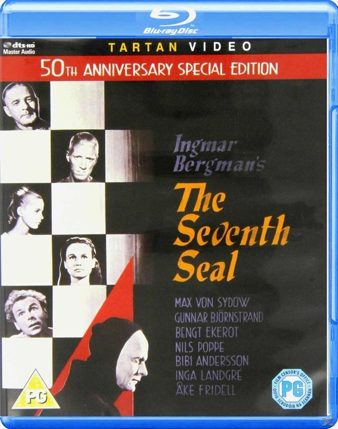 SEVENTH SEAL (BLU RAY)