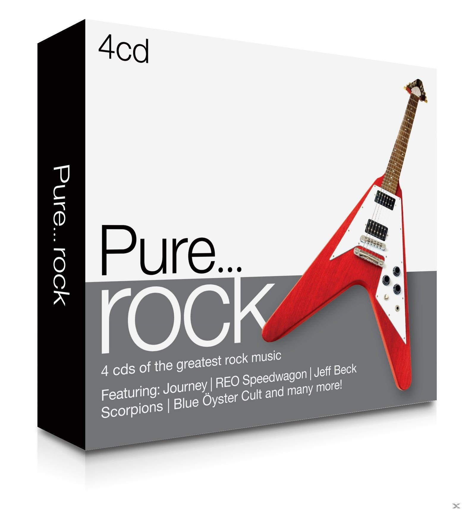 PURE... ROCK (4CD)
