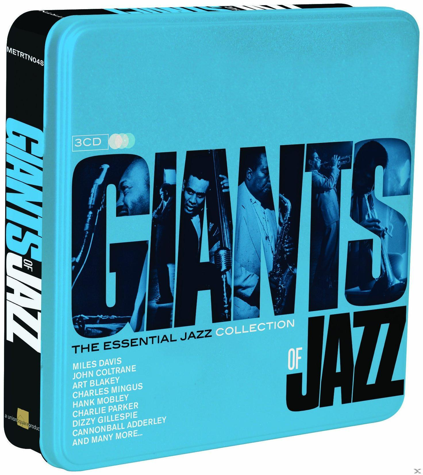 Giants Of Jazz (Lim.Metalbox Edition)