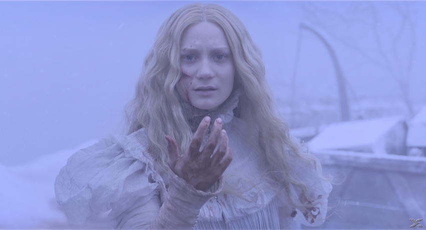 Crimson Peak - (Blu-ray)