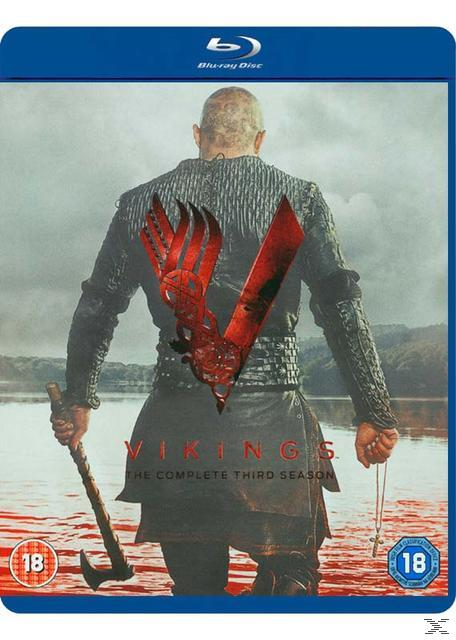 VIKINGS SEASON 3 (BLURAY)