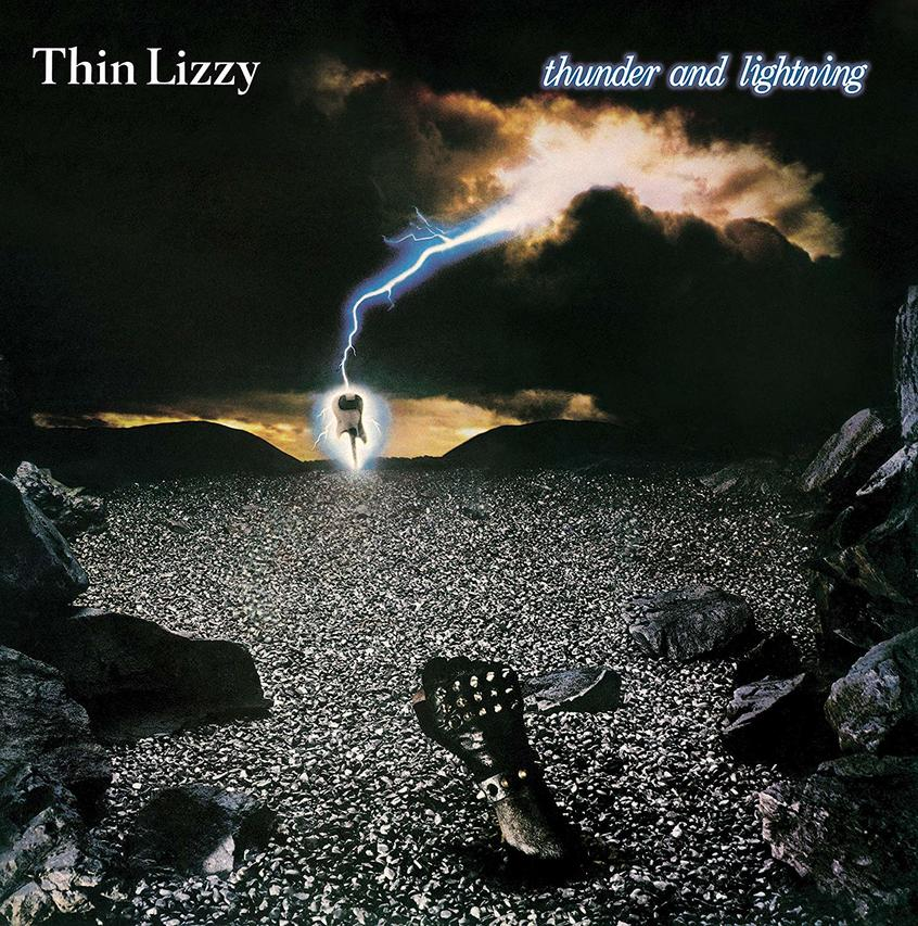 THUNDER AND LIGHTNI (LP)