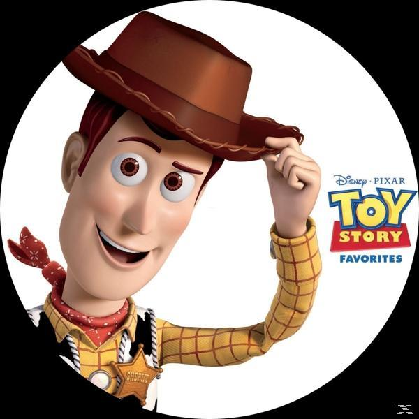 TOY STORY FAVORITES (LP)