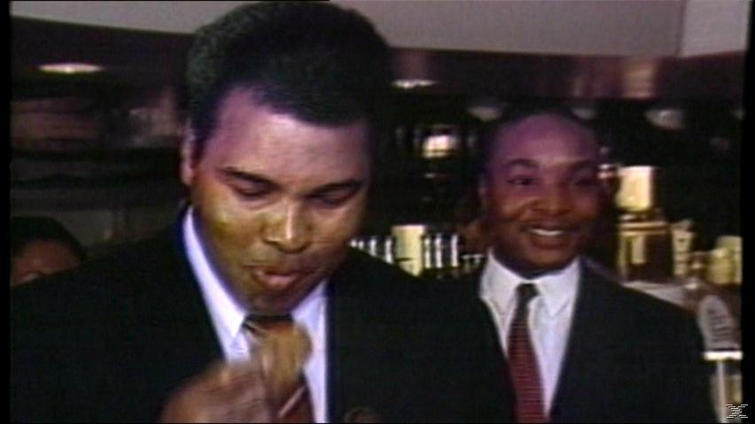 Muhammad Ali - Through the Eyes of the World - (DVD)