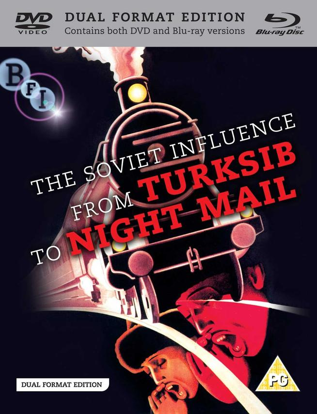 FROM TURKSIB TO NIGHT MAIL (BL+DVD)