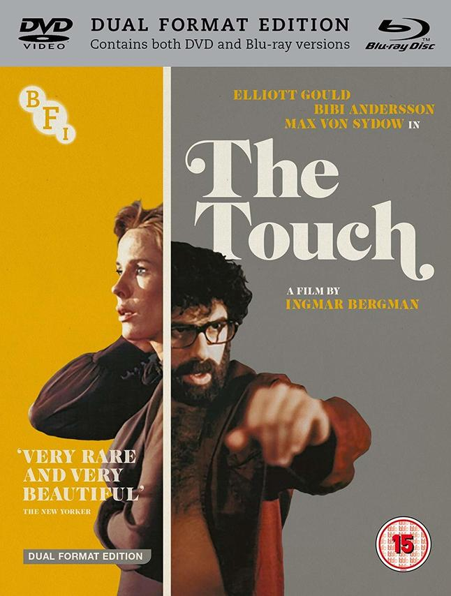TOUCH (DUAL FORMAT EDITION)