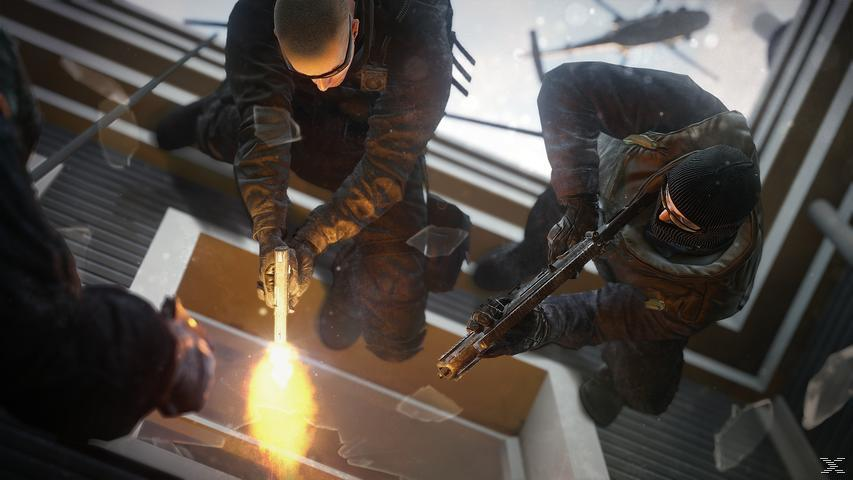 Tom Clancy's Rainbow Six Siege FR/NL PS4