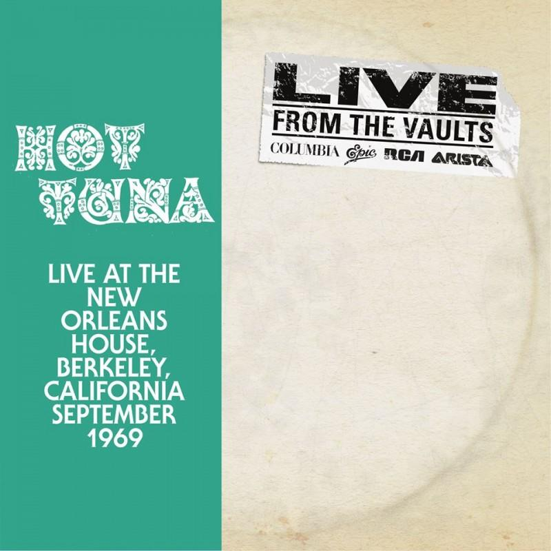 LIVE AT THE NEW ORLEANS HOUSE (2LP)
