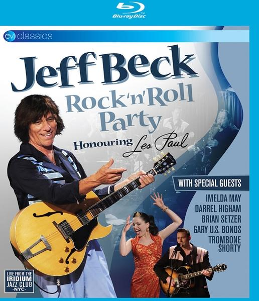 ROCK N ROLL PARTY HONOUR (BLURAY)