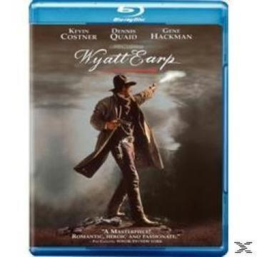 WYATT EARP (BLURAY)