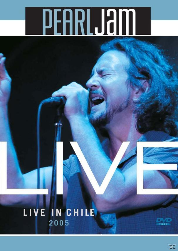 LIVE IN CHILE 2005 (DVD)