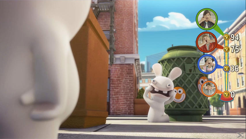Rabbids Invasion - Die interaktive TV-Show - PlayStation 4