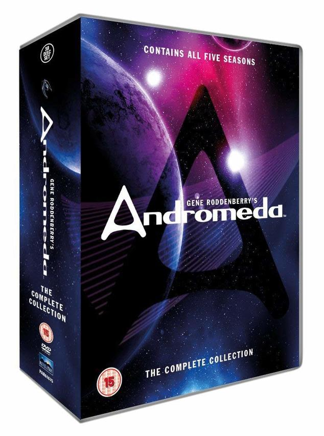 ANDROMEDA COMPLETE COLLECTION