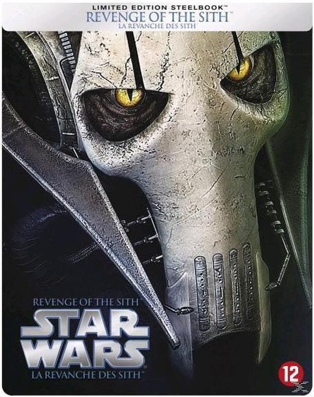 STAR WARS III: REVENGE OF THE SITH (STEE